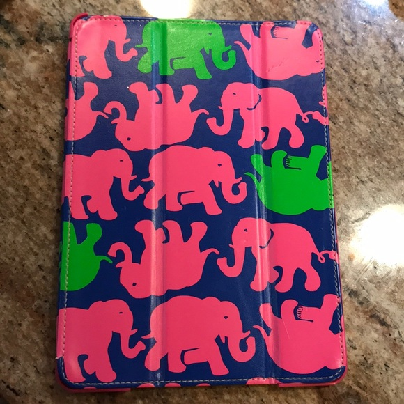 Lilly Pulitzer Other - Lilly Pulitzer Elephant IPad Holder